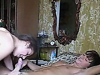 Hot Gf Fuck In Bed And Blowjob