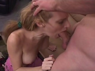Hot Mature Mom Sucks Dick And Gets Her Wet Holes Fucked Hard