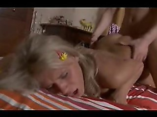 Blonde Teen First Sex In 18 Years
