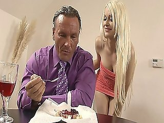 Stacy Silver Is A Hot Blonde Housewife In Need Of Cock