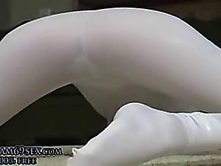 Joi Cute Girlfriend In Body Stockings Instructs You How To Cum