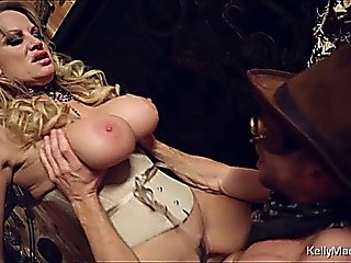 Big Titted Kelly Madison Seduced By A Perverted Freak