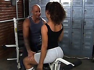 Beautiful Chyanne Jacobs Fucked After A Work Out