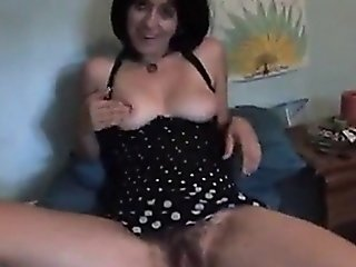 Natural Milf Fucked At Home