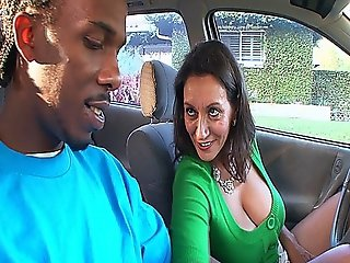 Naughty Mature Wife Has An Adventure With A Big Black Cock