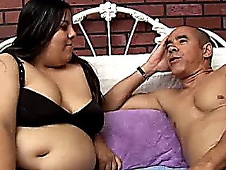 Beautiful Latina Bbw Vanesa Loves To Fuck