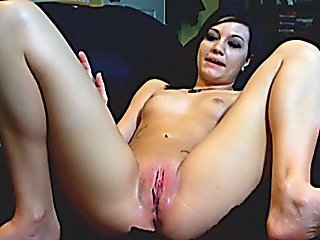Dildo And Vibrator Combo Made Her Orgasm Hd