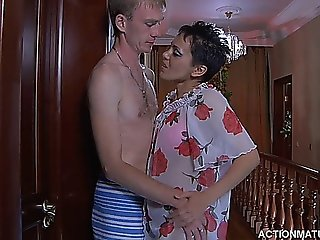 Russian Mature Milf Viola - Actionmatures