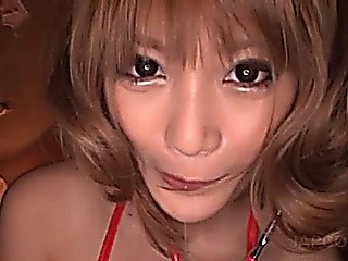Cute Asian Dressed As Nurse Blows Cock In Pov Close-up