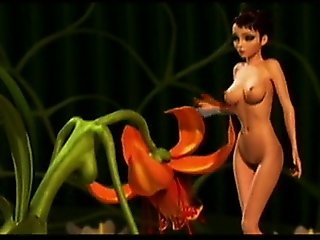 Hot 3d Cartoon Princess Getting Fucked By Different Creatures