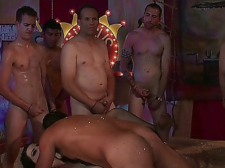 Sabrina Deep Takes Many Cocks Up Her Asshole And Loves It!