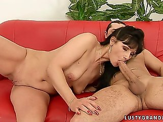 Lora Is A Horny Babe Whos Banged Hard