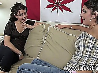 Hot Lesbian Action 11