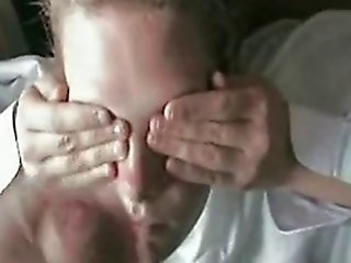 Sexy Shy Babe With Scared Of Receiving A Hot Cum Shot On Her Face