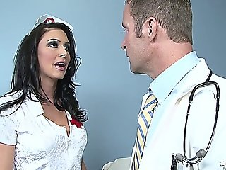 Jessica Jaymes.big Breast Nurses 5.scene 2