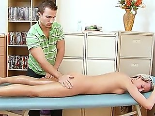 Massage Turns Into Fucking