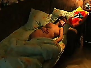 Spy Cam On Housemate Gets Horny