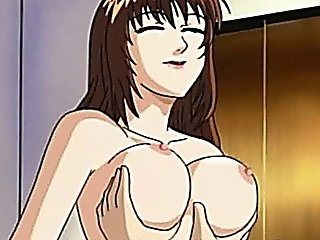 Anime Milf Insert A Cock In Pussy