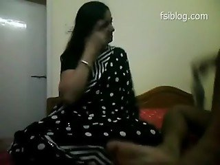 Hot south Indian lady sucks cock licks balls and ass Indian sex, Indian blowjob
