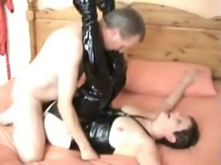 Kinky Mature in Boots get Fucked