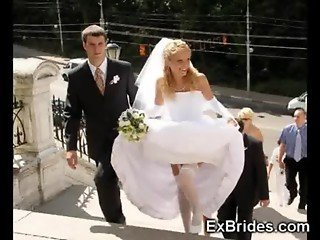 Real Virgin Brides!
