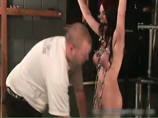Juggs, Tightly tied radical bdsm