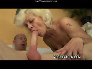 Mature Privat Sex-movie: Sexy Old Granny Fucks Guy Part2 mature mature porn granny old cumshots cu