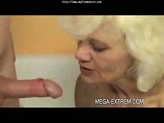 Mature Privat Sex-movie: Sexy Old Granny Fucks Guy Part1 mature mature porn granny old cumshots cu