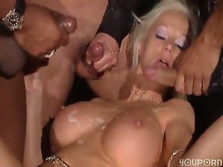 Dungeon gangbang - Free Porn Videos - YouPorn