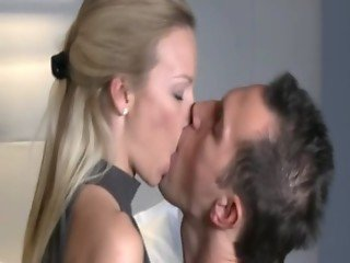 stunning czech blonde banged hard