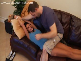 Negotiating With Tickle Torture Works Great!