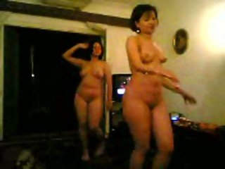Indonesian Mom Group Wild Sex Party