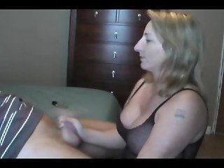 Hot polish milf sucking!!!