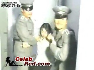 Japanese Soldiers Brutally Fucked Imprisoned Woman japanese