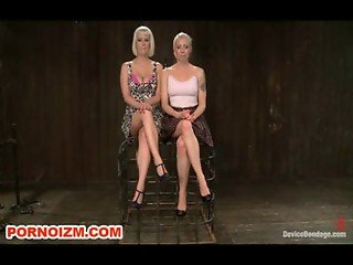 Tormented Dungeon Slaves Lorelei and Cherry