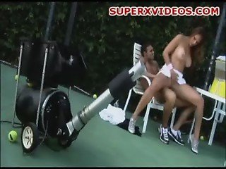 sex after tennis