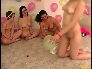 Naughty dare teens indulge