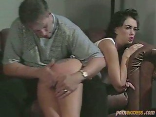 Summer Cummings Spanking Summer Cummings - Wet TShirt Spanking