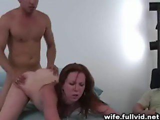 Dirty Housewife Fucked