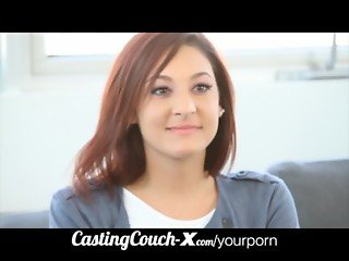 casting couch anal audition video
