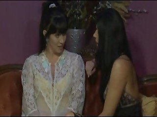 Mature Lesbian Loves Her Young Friend