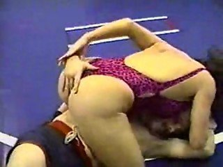 Mixed Wrestling - SAMANTHA RETURNS.WMV