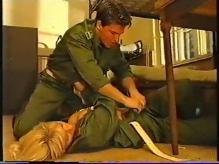 Anita Blond in the army. - Hardcore sex video - Tube8.com2