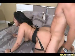 Sexy Colombian MILF Angellina gets a taste of some from http://oqps.net