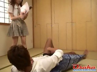 This barely legal teen enjoys sucking off older men from http://alljapanese.net
