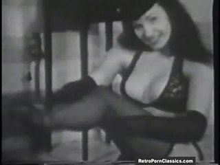 The Legengary Betty Page