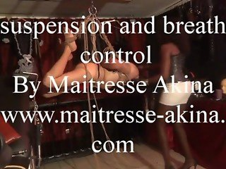 breath control by Maitresse Akina