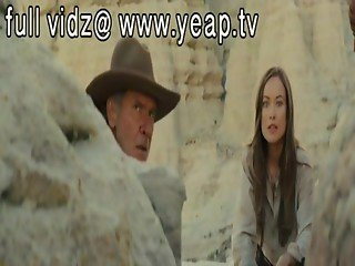 Celebrity Sex - Cowboys and Aliens 2011