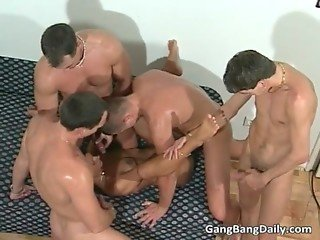 Fulfill your dream of group sex