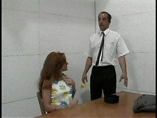 Police interrogation turns into sex